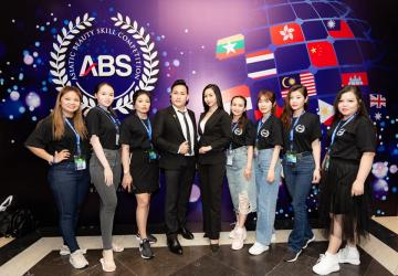 ABS ASIATIC BEAUTY SKILL COMPETITION 2019